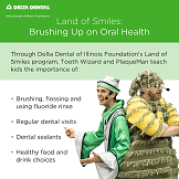 Land of Smiles Infographic