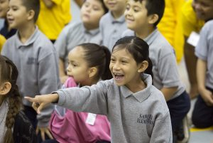 Illinois Kids Learn How to Fight Tooth Decay with Delta Dental of Illinois Foundation's Land of Smiles Program