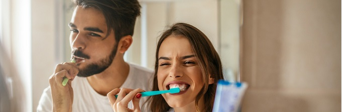 Learn the proper technique for brushing your teeth