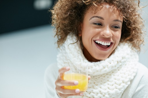 Four ways to keep your mouth healthy during cold and flu season