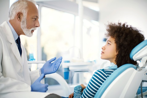 An alternative to opioids for dental discomfort