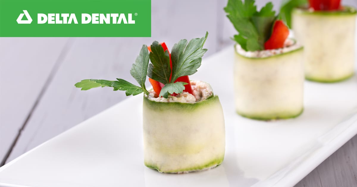 Cucumber Roll-Ups Recipe
