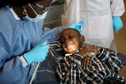 Delta Dental of Illinois Foundation's Dentist by 1 Event at Malcolm X College Provides Free Dental Care