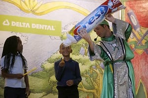 Delta Dental of Illinois Foundation's Land of Smiles Program Helps Kids Fight Cavities