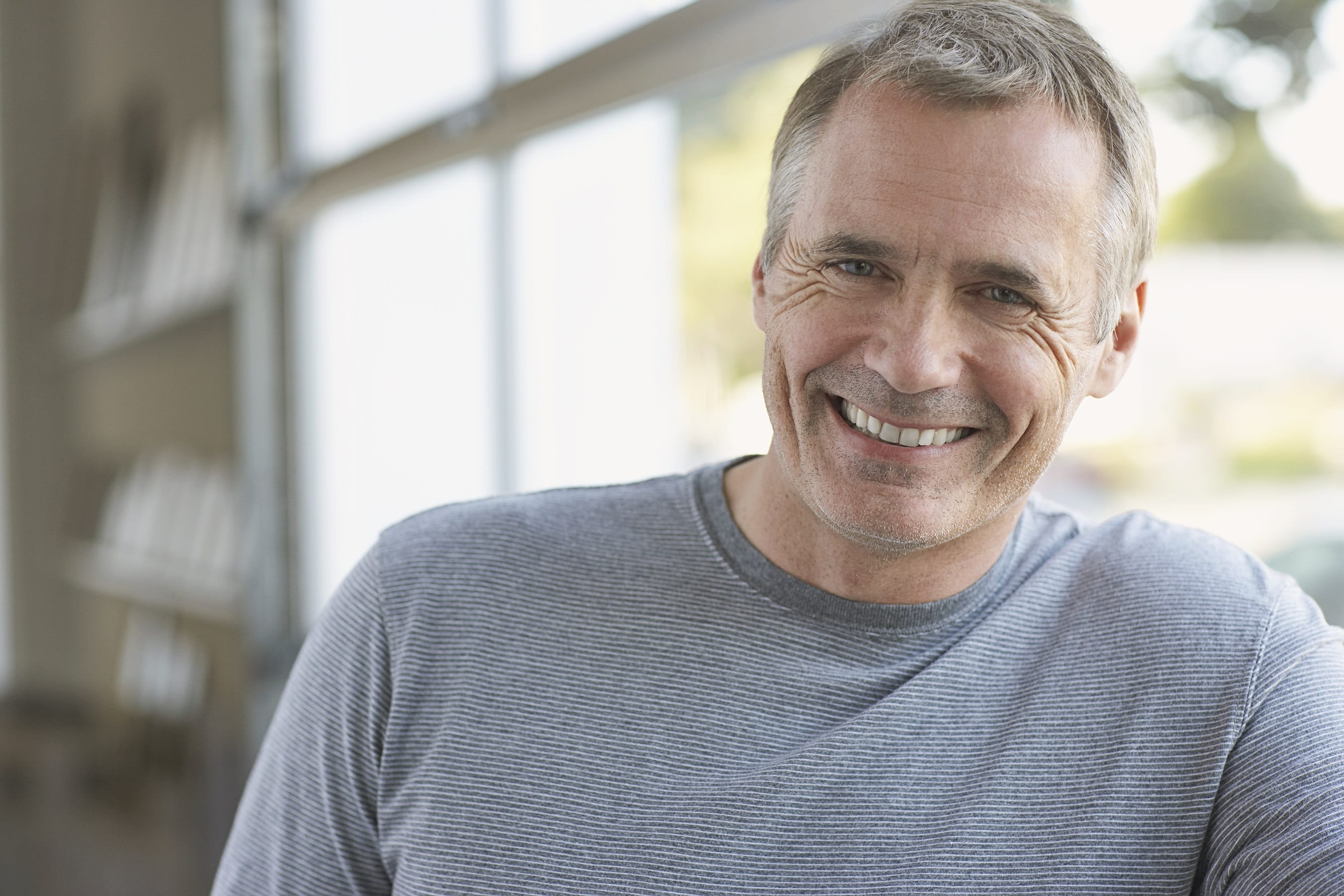 Men's Oral Health and Overall Health