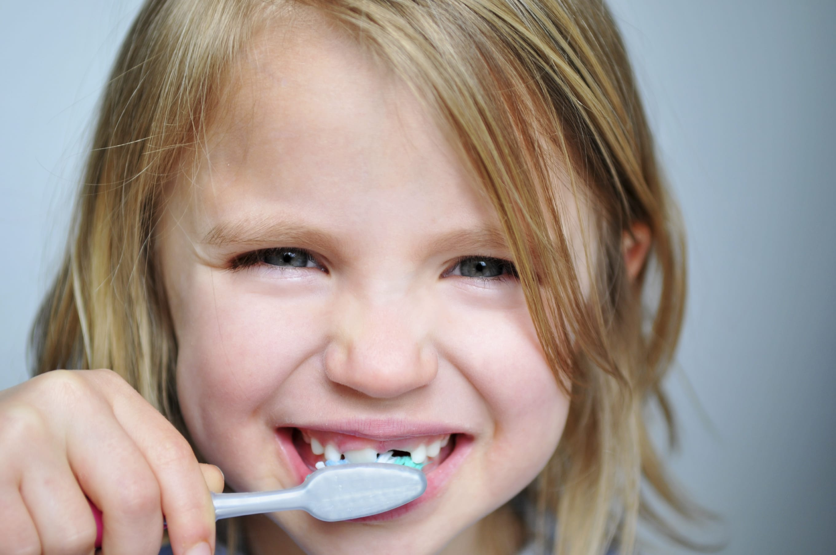 National Children's Dental Health Month: Good Oral Habits Start Young
