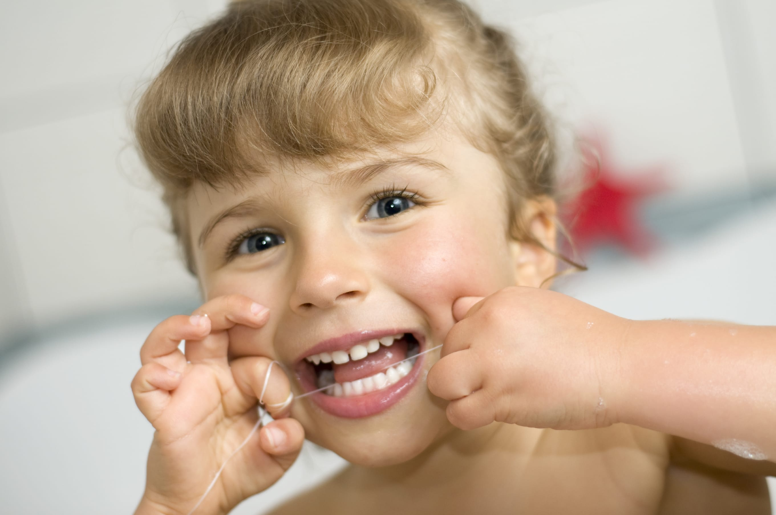 Don't overlook important oral health habits for young children