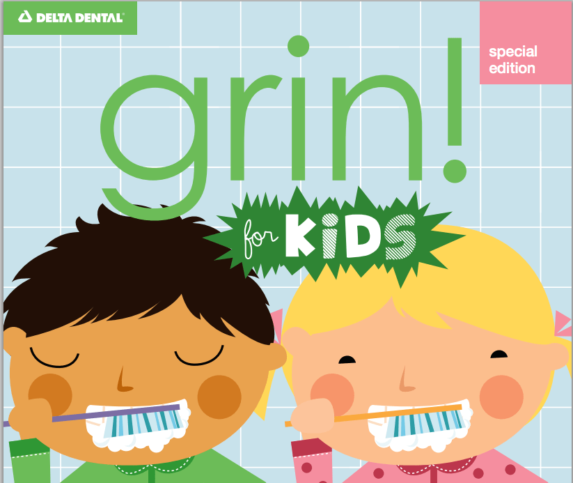 grin for kids