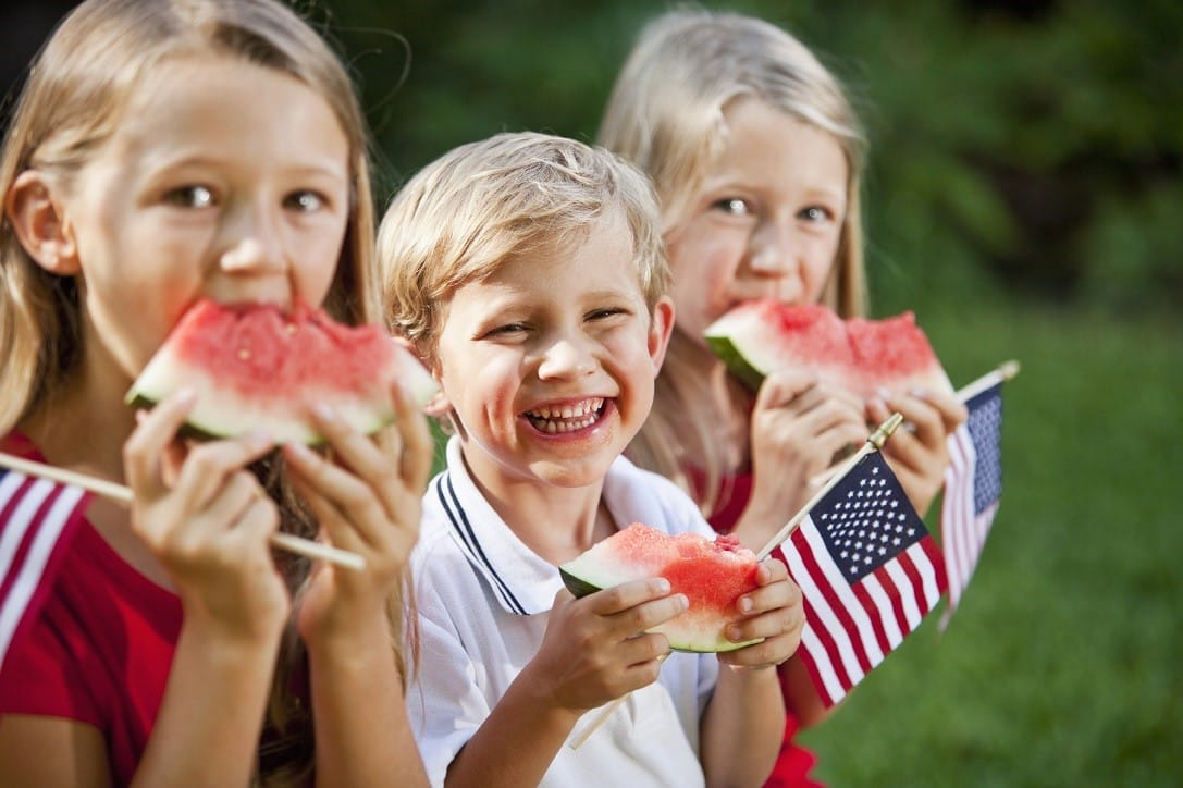 Summer Snacks: Give Your Kids Healthy Choices